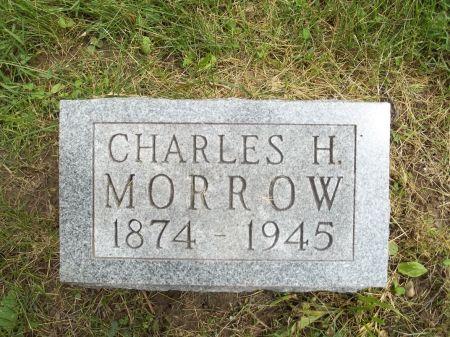 MORROW, CHARLES H. - Appanoose County, Iowa   CHARLES H. MORROW