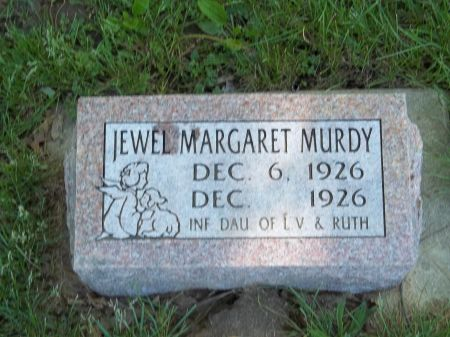 MURDY, JEWEL MARGARET - Appanoose County, Iowa | JEWEL MARGARET MURDY
