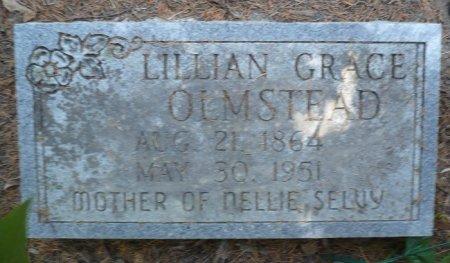 OLMSTEAD, LILLIAN GRACE - Appanoose County, Iowa   LILLIAN GRACE OLMSTEAD