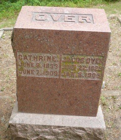 OVER, CATHRINE - Appanoose County, Iowa | CATHRINE OVER