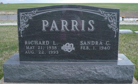 PARRIS, RICHARD L. - Appanoose County, Iowa   RICHARD L. PARRIS