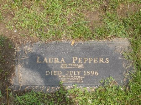PEPPERS, LAURA - Appanoose County, Iowa   LAURA PEPPERS