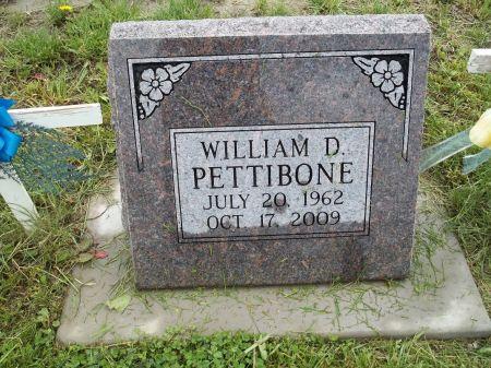 PETTIBONE, WILLIAM D. - Appanoose County, Iowa   WILLIAM D. PETTIBONE