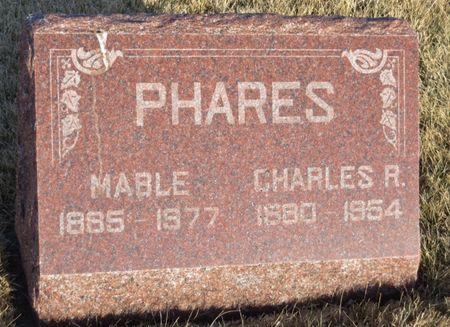 PHARES, MABLE - Appanoose County, Iowa | MABLE PHARES
