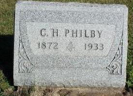 PHILBY, CHARLES H. - Appanoose County, Iowa | CHARLES H. PHILBY