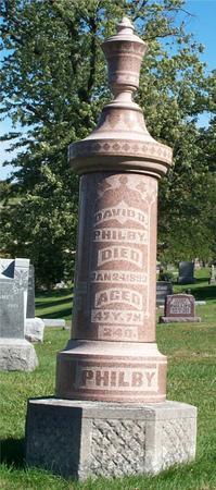 PHILBY, DAVID D. - Appanoose County, Iowa | DAVID D. PHILBY