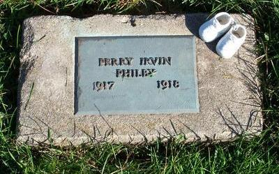PHILBY, PERRY IRVIN - Appanoose County, Iowa | PERRY IRVIN PHILBY