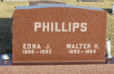 PHILLIPS, EDNA J. - Appanoose County, Iowa | EDNA J. PHILLIPS