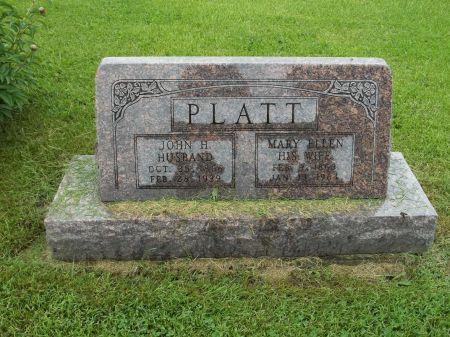 PLATT, JOHN H. - Appanoose County, Iowa | JOHN H. PLATT