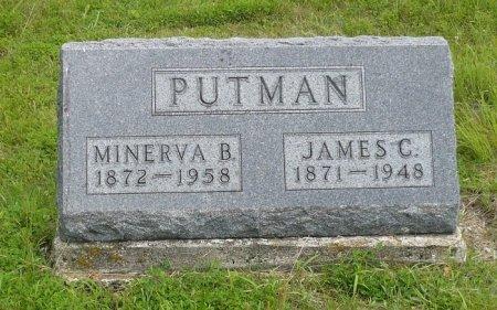 PUTMAN, MINERVA B. - Appanoose County, Iowa   MINERVA B. PUTMAN