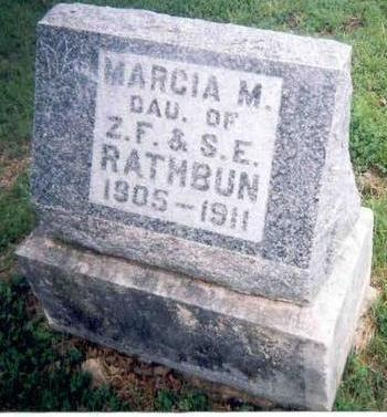 RATHBUN, MARCIA MURRIEL - Appanoose County, Iowa | MARCIA MURRIEL RATHBUN