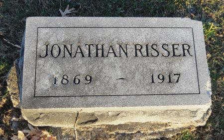RISSER, JONATHAN - Appanoose County, Iowa | JONATHAN RISSER