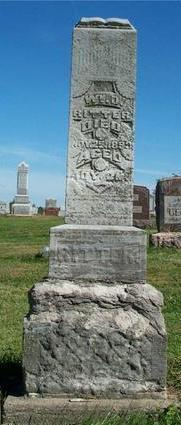 RITTER, WILLIAM D. - Appanoose County, Iowa | WILLIAM D. RITTER