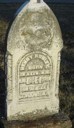 ROBLEY, HENRY - Appanoose County, Iowa | HENRY ROBLEY