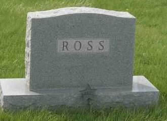 ROSS, FAMILY - Appanoose County, Iowa | FAMILY ROSS