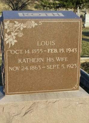 ROTH, KATHERN - Appanoose County, Iowa | KATHERN ROTH