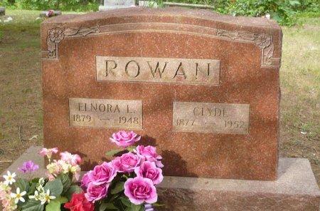 ROWAN, ELNORA L. - Appanoose County, Iowa | ELNORA L. ROWAN
