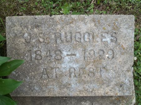 RUGGLES, J.S. - Appanoose County, Iowa | J.S. RUGGLES