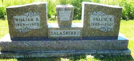 SALASBERRY, NELLIE ELMA - Appanoose County, Iowa | NELLIE ELMA SALASBERRY