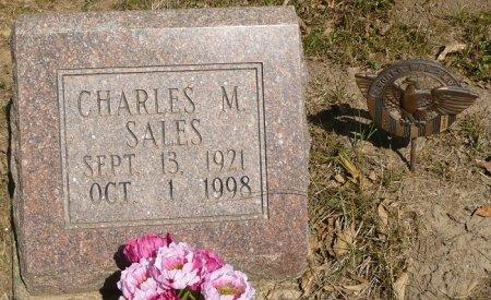 SALES, CHARLES M. - Appanoose County, Iowa | CHARLES M. SALES