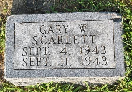 SCARLETT, GARY W. - Appanoose County, Iowa | GARY W. SCARLETT