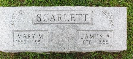SCARLETT, MARY M. - Appanoose County, Iowa | MARY M. SCARLETT