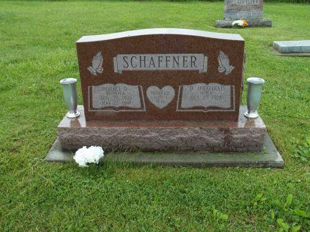 SCHAFFNER, D. JERALDINE - Appanoose County, Iowa | D. JERALDINE SCHAFFNER