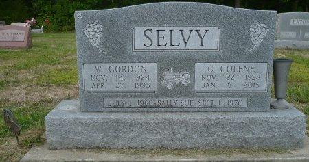 SELVY, C. COLENE - Appanoose County, Iowa   C. COLENE SELVY