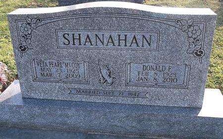SHANAHAN, VETA PEARL - Appanoose County, Iowa | VETA PEARL SHANAHAN
