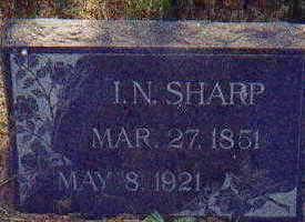 SHARP, ISAAC - Appanoose County, Iowa | ISAAC SHARP