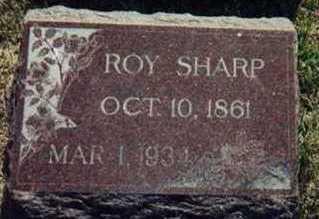 SHARP, LEROY - Appanoose County, Iowa   LEROY SHARP