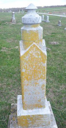 SHATTERTON, MARY J. - Appanoose County, Iowa   MARY J. SHATTERTON
