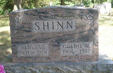 SHINN, GOLDIE M. - Appanoose County, Iowa | GOLDIE M. SHINN