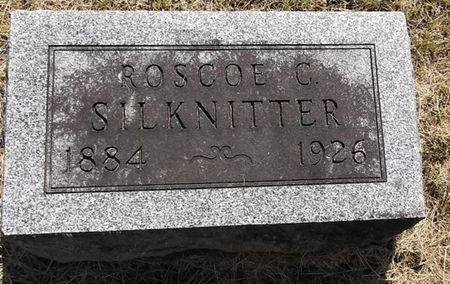 SILKNITTER, ROSCOE C. - Appanoose County, Iowa | ROSCOE C. SILKNITTER
