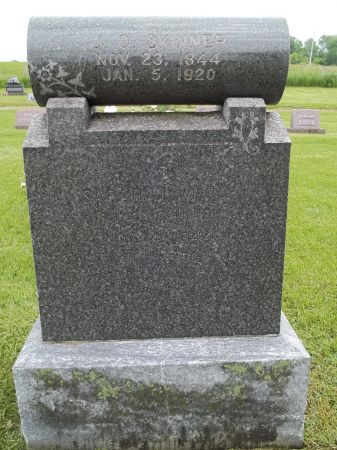 SKINNER, SARAH J. - Appanoose County, Iowa | SARAH J. SKINNER