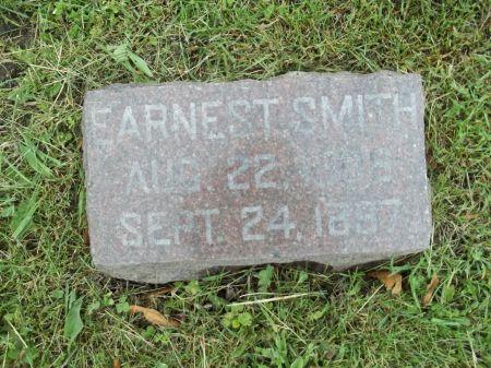 SMITH, EARNEST - Appanoose County, Iowa | EARNEST SMITH