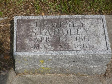 STANDLEY, DEMPSEY - Appanoose County, Iowa | DEMPSEY STANDLEY
