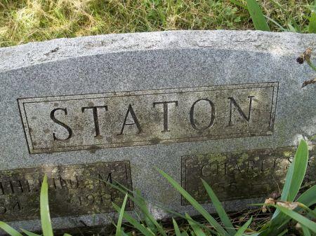 WILLIAMS STATON, MISSOURI KATHERINE - Appanoose County, Iowa | MISSOURI KATHERINE WILLIAMS STATON