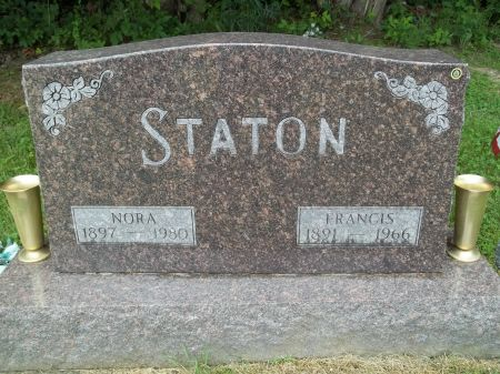 STATON, NORA - Appanoose County, Iowa | NORA STATON
