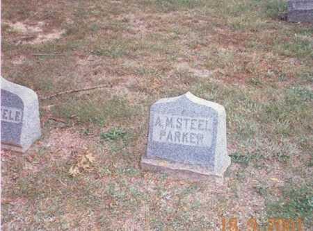 PARKER, ALICE - Appanoose County, Iowa | ALICE PARKER