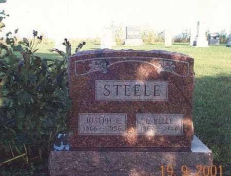 STEELE, LAURA BELLE - Appanoose County, Iowa | LAURA BELLE STEELE
