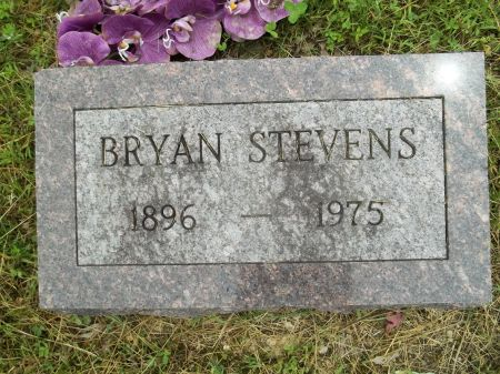 STEVENS, BRYAN - Appanoose County, Iowa | BRYAN STEVENS