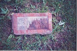 STEVENS, HUEY - Appanoose County, Iowa | HUEY STEVENS