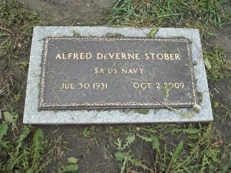 STOBER, ALFRED DEVERNE - Appanoose County, Iowa | ALFRED DEVERNE STOBER