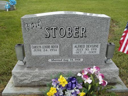 STOBER, CAROLYN LENORE - Appanoose County, Iowa | CAROLYN LENORE STOBER