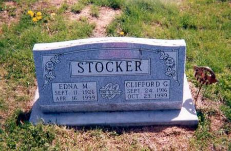 STOCKER, CLIFFORD G. AND EDNA M. - Appanoose County, Iowa | CLIFFORD G. AND EDNA M. STOCKER