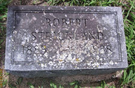 STRICKLAND, ROBERT - Appanoose County, Iowa | ROBERT STRICKLAND