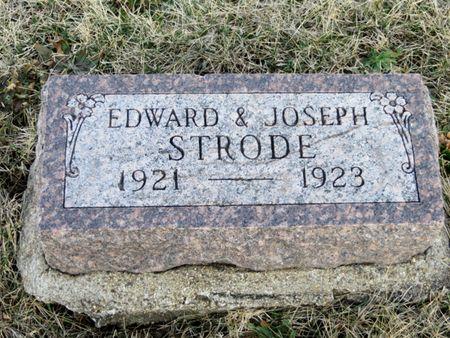 STRODE, JOSEPH - Appanoose County, Iowa | JOSEPH STRODE