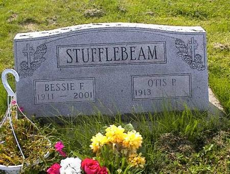 STUFFLEBEAM, BESSIE F. & OTIS P. - Appanoose County, Iowa | BESSIE F. & OTIS P. STUFFLEBEAM
