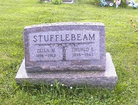STUFFLEBEAM, THURLO - Appanoose County, Iowa | THURLO STUFFLEBEAM